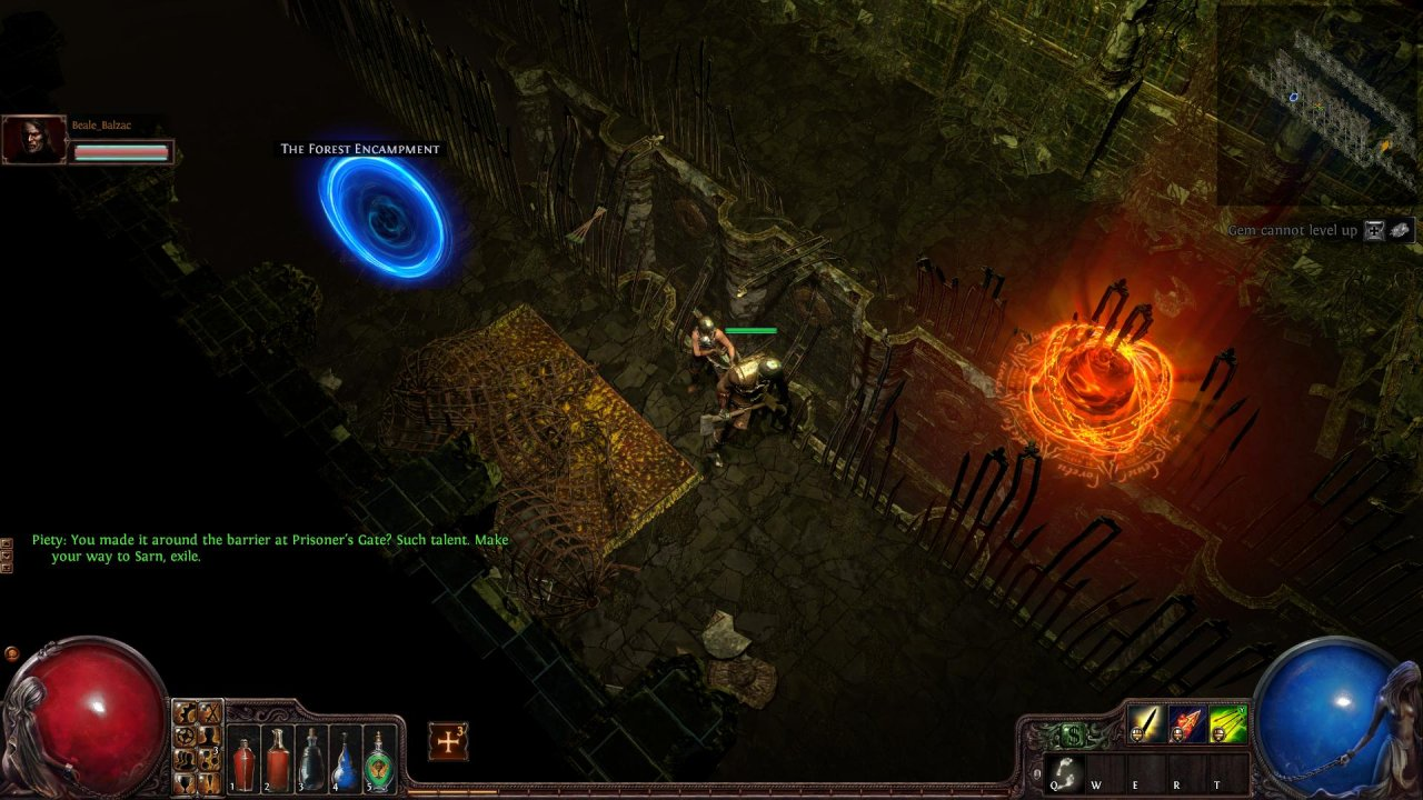 path of exile how to get skill gems