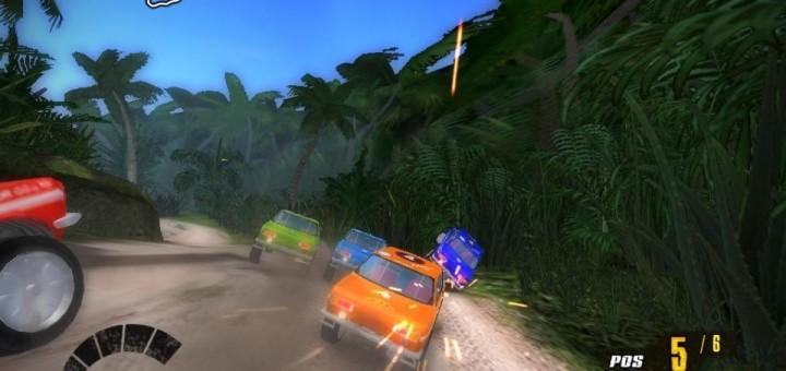 offroad racers screenshot