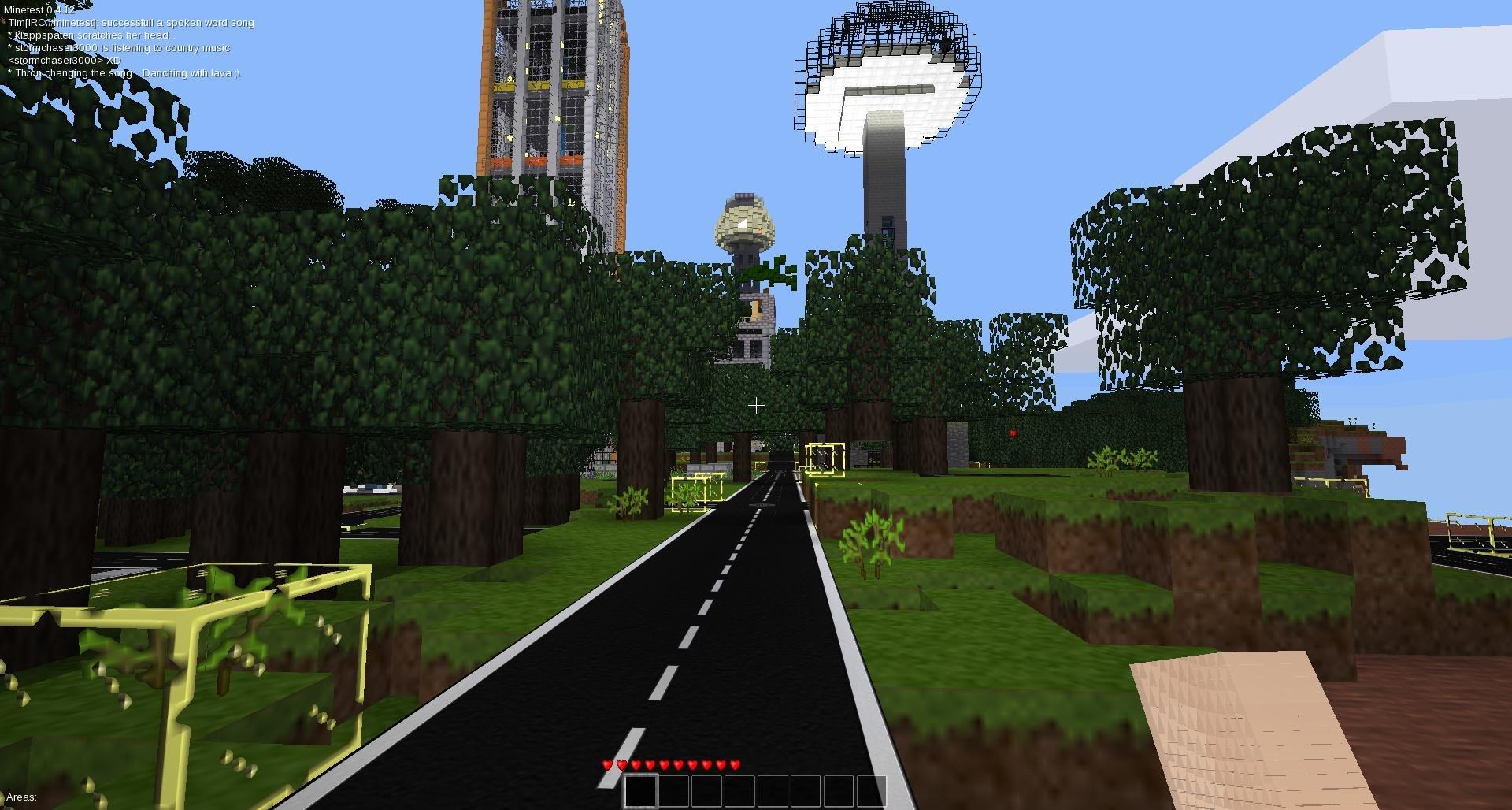 Minetest – Minecraft clone – Gratis PC Games