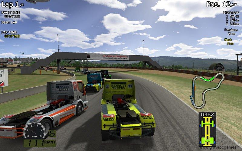 Truck Racing by Renault Trucks – Gratis PC Games
