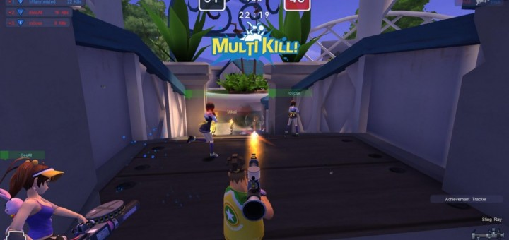 Microvolts screenshot